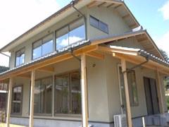 2013年竣工 京都右京区の家