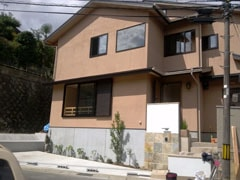 2014年竣工 京都山科区の家